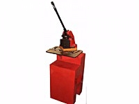 Corner Notching Machine - Bench Mounted Hand £395.00