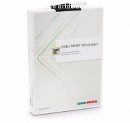 DMG MORI Messenger Real time status
