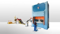 STRAIGHT-SIDE PRESSES T500 CUSTOMIZED SOLUTIONS