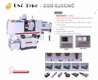 Surface grinding machine CNC TYPE DSG 820CNC